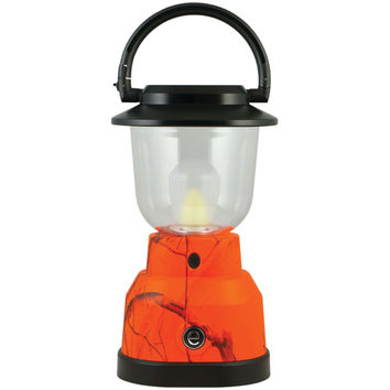 Realtree 350-lumen Plus Series Realtree Camouflage Lantern (4 D Batteries; Orange)