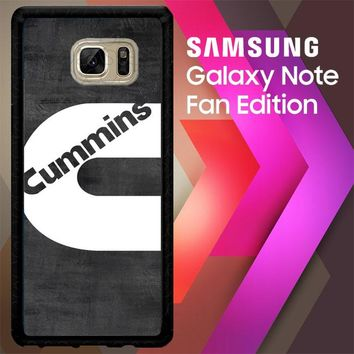 Cummins Turbo Diesel Y0003 Samsung Galaxy Note FE Fan Edition Case