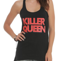 Queen Killer Queen Girls Tank Top