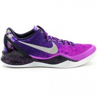 Kobe 8 System Men's (Purple/Platinum/Black)