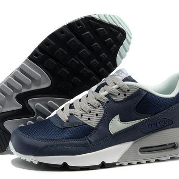 """Nike Air Max 90"" Men Sport Casual Air Cushion Sneakers Running Shoes"
