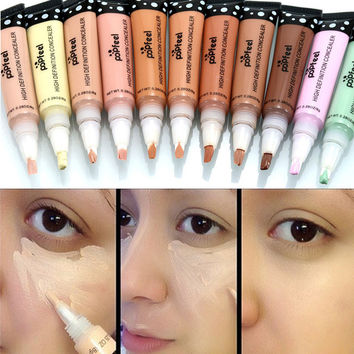 New Concealer Sticker 11color Facial Corretivo Base Dermacol Contour Cream Camouflage Bronzer Concealer Stick Highlighter Makeup
