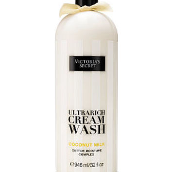 Coconut Milk Deluxe Size Ultrarich Cream Wash - Victoria's Secret Body Care - Victoria's Secret
