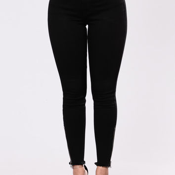 The One That I Love Jeans - Black