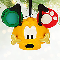 Pluto Ear Hat Ornament