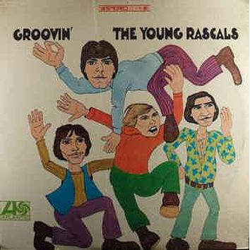 The Young Rascals - Groovin' (LP, Album, Mon)