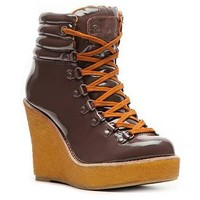 Philip Simon Hiker Wedge Bootie