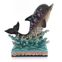 Jim Shore Make Waves Figurine