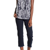 Joe Fresh | Crop Twill Pant | Nordstrom Rack