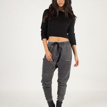 Oversized Pocket Jogger Pants