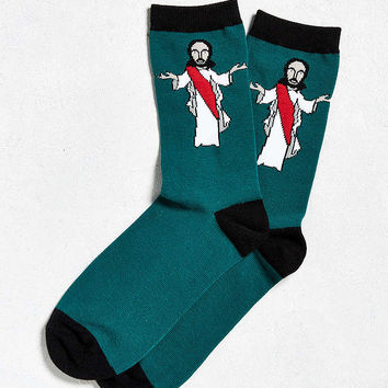 Jesus Sock - Urban Outfitters
