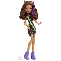 MONSTER HIGH® Freaky Field Trip™ Clawdeen Wolf® Doll - Shop.Mattel.com