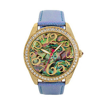 IRIDESCENCE WATCH: Betsey Johnson