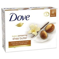 DOVE GO FRESH SHEA BUTTER W/WARM VANILLA SCENT