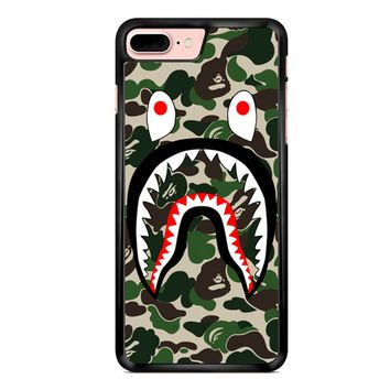 Bape Shark Camo iPhone 7 Plus Case