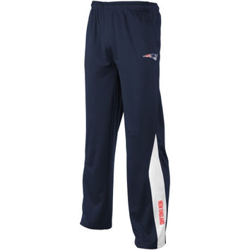New England Patriots Youth Deflect Unbreakable Track Pants - Navy Blue - http://www.shareasale.com/m-pr.cfm?merchantID=7124&userID=1042934&productID=547704994 / New England Patriots