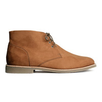 Desert Boots - from H&M