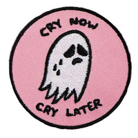 CRY NOW CRY LATER PATCH