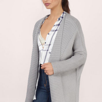 Into The Woods Open Cardigan $58