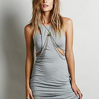Free People Womens Icon Body Chain