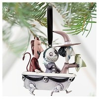 Disney Lock, Shock and Barrel Ornament --Item No. 6434045561888P-- The Nightmare Before Christmas
