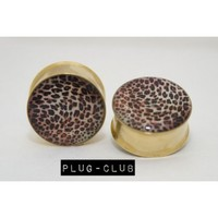 Cheetah Print  Plugs by Plug-Club | Plug-Club.com