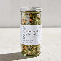 Plantfolk Apothecary Flowers In Her Hair Nourishing Floral Hair Rinse - Urban Outfitters