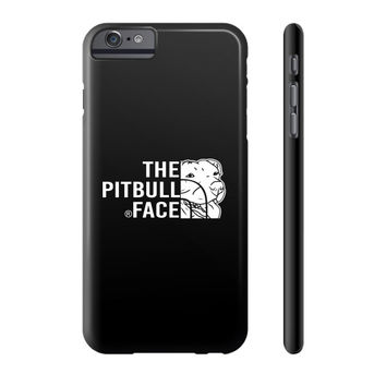 Fashions the pitbull face Phone Case