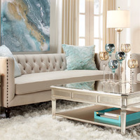 Aqua Roberto Living Room Inspiration look on @ZGallerie