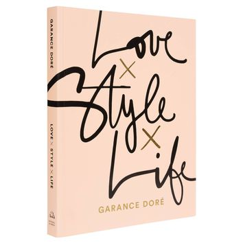 Love Style Life Book by Garance Doré   Imported