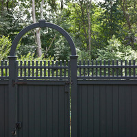 Residential Fencing Design Ideas, Pictures, Remodel and Decor