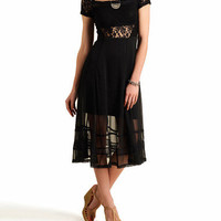 Free People 'Raven' Dress