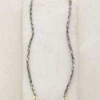 The Things We Keep Mariner Necklace in Blue Size: One Size Necklaces