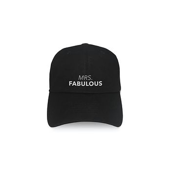Hat- Mrs. Fabulous