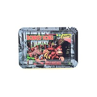 Monkey Kong Country Metal Rolling Tray