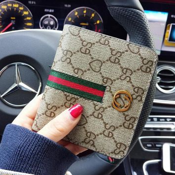 Fashion Spoof GUCCI Wallet for Women