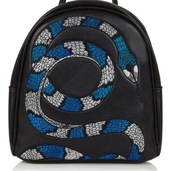 **Snake Mini Backpack by Skinnydip
