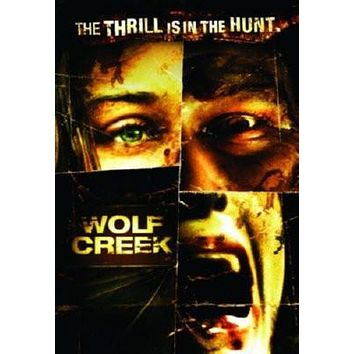 Wolf Creek poster Metal Sign Wall Art 8in x 12in