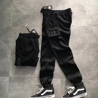 DCCKN7G Under Armour Fashion Drawstring Running Sport Pants Trousers Sweatpants