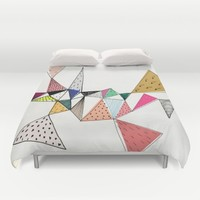 Amalgam Duvet Cover by Georgiana Paraschiv
