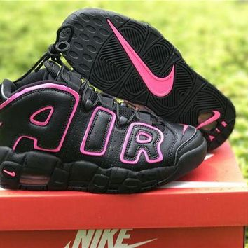ONETOW Nike Air More Uptempo Scottie Pippen Black Pink PE 415082-003