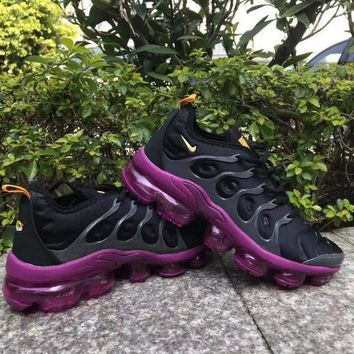 HCXX 19July 552 Nike Air Vapormax Plus Sneakers Casual Fashion Running Shoes black purple