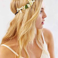 Assorted Flower Crown Headwrap