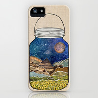 Star Jar iPhone & iPod Case by Jenndalyn