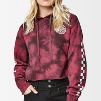 Vans Cloud Wash Cropped Hoodie at PacSun.com