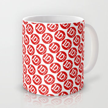One Direction Logo Mug by dan ron eli
