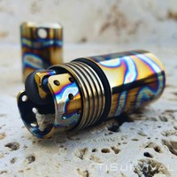 Exo Flame Titanium Lighter