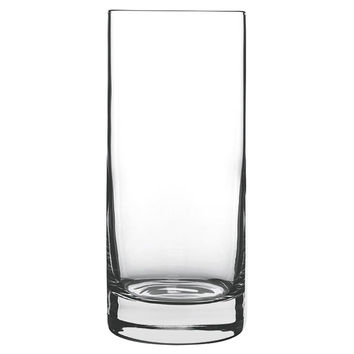Classic Highball Glasses, Set of 4, Tumblers, Water & Juice