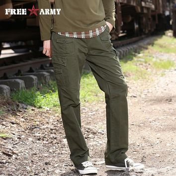 Winter Patterned Pants Tactical Army Military Cargo Pants Men's Sweatpants Trousers Casual Clothing Overalls Men Pants MK-781