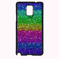 Wallpaper Glitter FOR SAMSUNG GALAXY NOTE 4 CASE**AP*